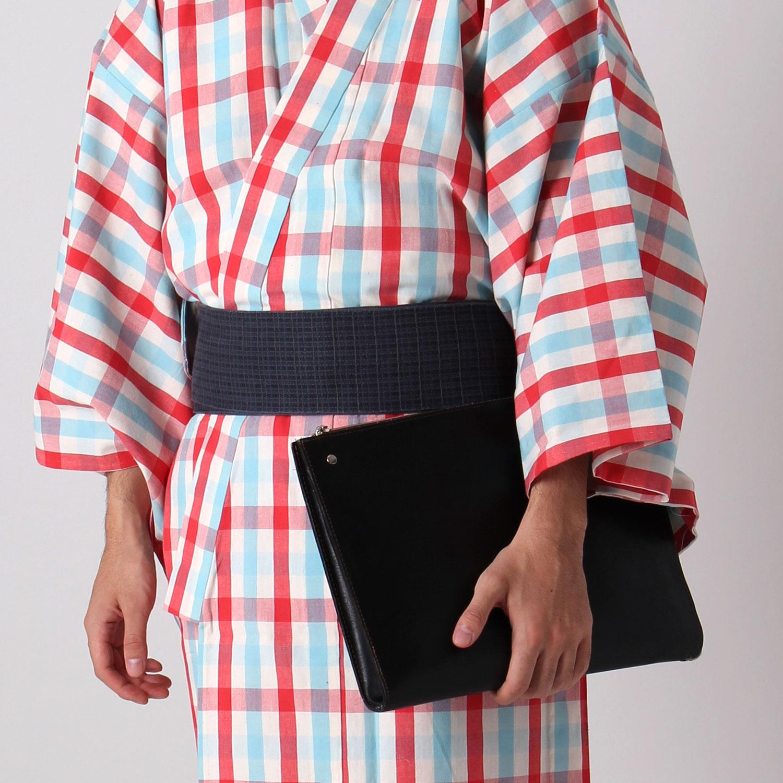 普段着の着物