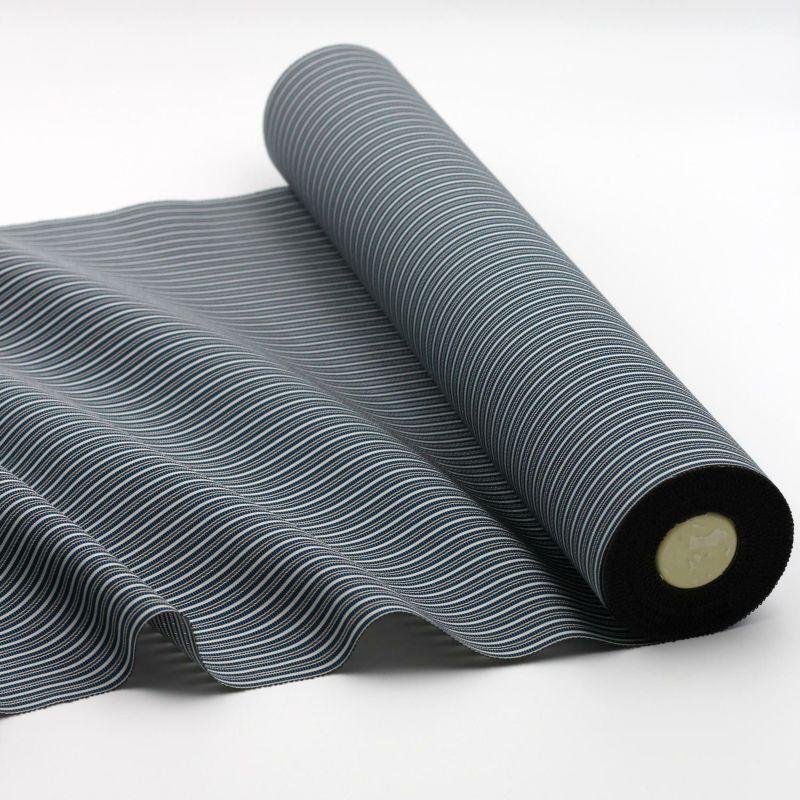 袴 正絹 米沢織物 絽 毘龍織